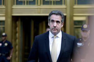 Ông Cohen sẽ không chấp nhận ân xá của Tổng thống