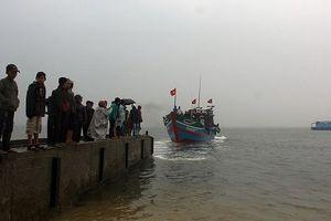 TT-Huế: Nhiều ngư dân mất tích trên biển