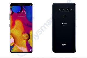 Những hình ảnh đầu tiên về LG V40 với 5 camera
