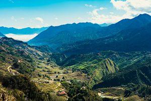Khám phá vẻ đẹp thung lũng Mường Hoa từ trên cao, bạn thử chưa?