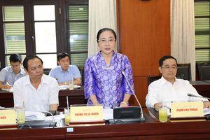 Hội nghị góp ý dự thảo Báo cáo tổng kết thực hiện Chỉ thị số 36-CT/TW của Bộ Chính trị
