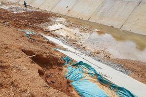 Chủ tịch UBND Hà Tĩnh yêu cầu kiểm tra lại dự án kênh Ngàn Trươi – Cẩm Trang
