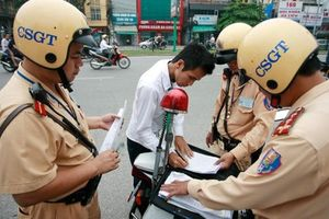 Thời điểm tước giấy phép lái xe được tính như thế nào?