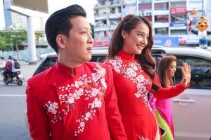 Trường Giang - Nhã Phương chi 'khủng' để lễ đính hôn được bảo mật