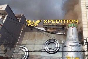 Thành phố Đà Lạt: Bà hỏa viếng quán bia tươi Xpedition