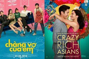 Hớn hở ra rạp xem Thái Hòa 'tái xuất' trong phim 'Chàng Vợ Của Em'