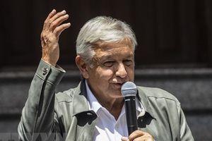 Tổng thống Mexico giảm 50% ngân sách truyền thông của chính phủ