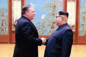 Ngoại trưởng Mỹ Pompeo sẽ không gặp Nhà lãnh đạo Kim Jong-un