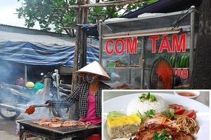 Sài Gòn đệ nhứt cơm tấm sà bì chưởng