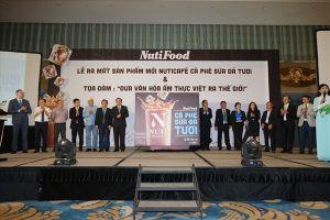 NutiFood quảng bá văn hóa cà phê ra thế giới