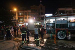 Cháy lớn tại kho vật tư bệnh viện Đà Nẵng, bệnh nhân cùng y bác sĩ hoảng sợ