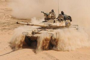 IS phản công dữ dội, quân đội Syria tổn thất nặng tại Sweida