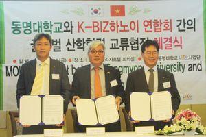 Hướng tới đào tạo theo đặt hàng của doanh nghiệp Hàn Quốc tại Việt Nam