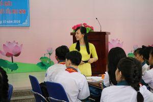 Giáo dục đạo đức học sinh qua những câu chuyện kể
