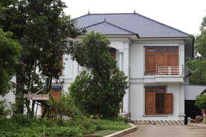 Biệt thự mọc trên đất rừng Vĩnh Phúc: Giám đốc công ty Kim Long nói gì?