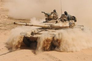 Syria: Quân chính phủ tiến sâu vào tuyến phòng thủ IS ở Al-Safa, 30 tay súng mất mạng