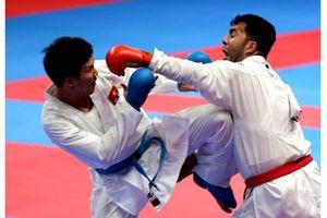 ASIAD ngày 25/8: Karate Việt Nam giành HC Bạc