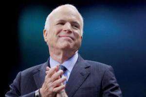 Thượng nghị sĩ Mỹ John McCain qua đời ở tuổi 81