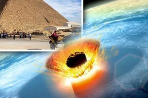 NASA lên tiếng về thiên thạch lớn hơn kim tự tháp hướng về Trái đất