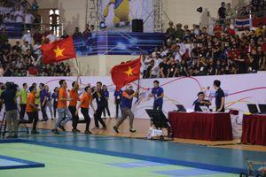 Việt Nam tiếp tục vô địch Robocon châu Á - Thái Bình Dương