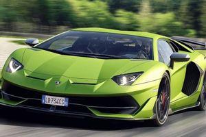 Lamborghini Aventador SVJ 'chất lừ' với nhiều cải tiến ưu việt