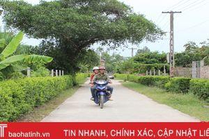 Khánh Lộc bứt phá xây dựng xã nông thôn mới kiểu mẫu