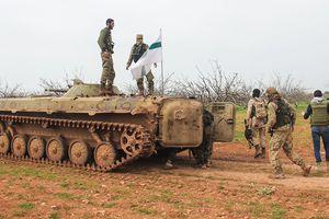 Chiến sự Syria: Hàng nghìn phiến quân chuẩn bị tấn công Hama và Aleppo