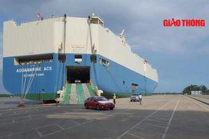 Ô tô từ Thái Lan, Indonesia chiếm gần 90% số xe nhập khẩu