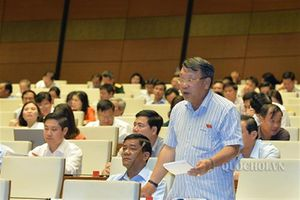 Đbqh Nguyễn Tạo - lâm đồng: cần nâng cao hiệu quả công tác quản lý thị trường