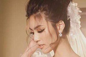 Lan Khuê diện váy cô dâu, khoe nhan sắc xinh đẹp trước ngày lên xe hoa với bạn trai đại gia