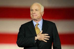 John McCain, cây đại thụ trên chính trường nước Mỹ