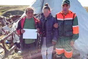 Nga: Bé gái sống một mình 2 tuần trên lãnh nguyên nhiều gấu dữ