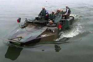 Indonesia thử nghiệm M113 cải tiến phù hợp với HQĐB Việt Nam