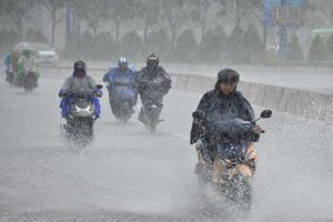 Bắc Bộ mưa to 4 ngày tới