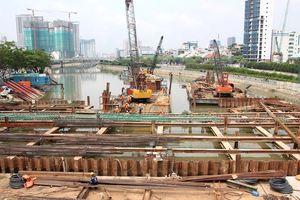 TP.HCM 'cầu cứu' Thủ tướng vì dự án chống ngập 10.000 tỷ phải dừng thi công