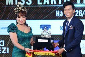 Công bố người đẹp Việt Nam dự thi Hoa hậu trái đất 2018
