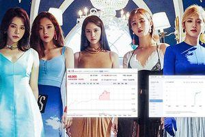 Công bố dự án SNSD - Oh!GG: Cổ phiếu SM Town tăng vọt, đạt ngưỡng cao nhất 2018