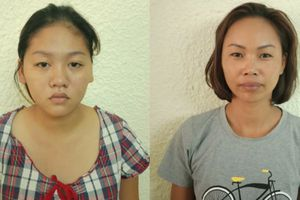Hà Nội: Bắt giữ hai 'nữ quái' trộm cắp tài sản du khách nước ngoài