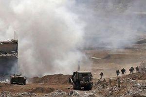 'Điểm nóng' al-Safa: Quân đội Syria đánh tới cùng, IS quyết tử thủ