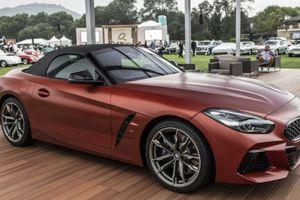 Cận cảnh BMW Z4 thế hệ mới vừa ra mắt