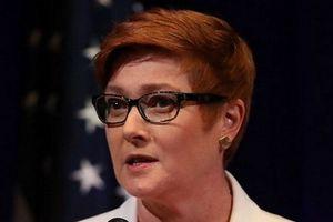 Tân Ngoại trưởng Australia Payne thúc đẩy quan hệ với Trung Quốc