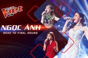 Ngọc Ánh và hành trình 'triệu view' từ bờ vực bỏ cuộc cho đến khát khao khẳng định mình tại The Voice 2018