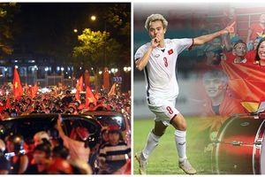 Thắng 1-0 trước Syria - Thế giới ngả mũ trước bóng đá Việt Nam