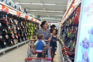 Chỉ số giá tiêu dùng tháng 8 tăng 0,45%, đe dọa mục tiêu lạm phát