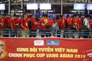 Đại sứ quán Việt Nam lưu ý cổ động viên sang Indonesia xem ASIAD 18