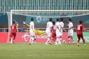 Xem lại bàn thắng 'kinh điển' của Minh Vương vào lưới Hàn Quốc