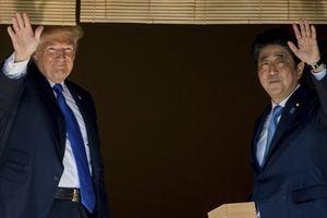 Tổng thống Trump gợi lại sự kiện Trân Châu Cảng trước mặt Thủ tướng Abe