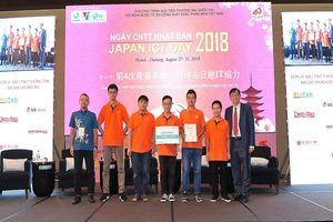 Little Bin của Đại học FPT Hà Nội giành giải Hackathon Việt Nam