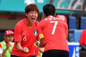 Olympic Hàn Quốc dùng 'sao' World Cup, mang đội hình siêu mạnh đấu Olympic Việt Nam