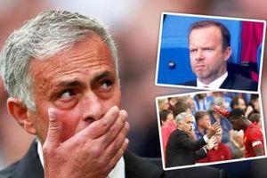 Chuyển nhượng bóng đá mới nhất: Thua quá nhiều, Mourinho sắp bay ghế tại MU